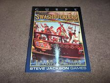 Gurps 3rd Edition Swashbucklers