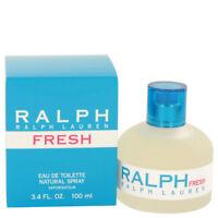 Ralph Fresh by Ralph Lauren 3.4 oz EDT Spray Perfume for Women New in Box