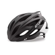 Giro Savant Road Bike Helmet (Matte Black/White / X-Large Size)