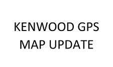 2020 KENWOOD GPS MAP UPDATE DNX691HD DNX692  DNX693S DNX694S NAVIGATION USA