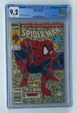 SPIDER-MAN #1 Marvel Comics 1990 CGC 9.2 Lizard Appearance
