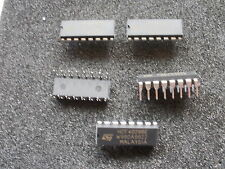 HCF4028BE decoder e che demux 16 PIN ST UK STOCK NUOVO 5 HU174