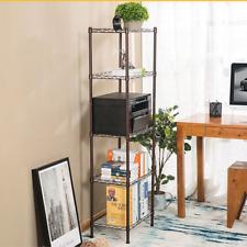 5 Fach Küchenregal Küche Drahtregal Regal Einheit Garage Lagerung Verstellbare