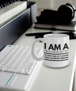 Prosthodontist Mug Prosthodontist Mug Prosthodontist Coffee Mug I'm A