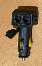 New listing Valentine One Radar Detector Gen 1 and Gen 2 Dual Port Cigarette Lighter Plug