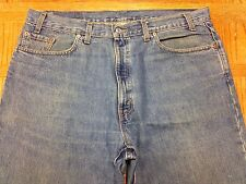 LEVIS 550 RELAXED FIT VINTAGE USA JEANS ACTUAL 40 x 31 Tag 40 x 30 EUC BEST W37