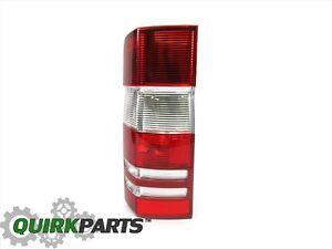 2007-2009 Dodge Sprinter RIGHT PASSENGER SIDE REAR TAIL LIGHT LAMP OEM NEW MOPAR