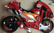 Vintage 1995 Mighty Morphin Power Rangers Action Figure Red Motorcycle MMPR