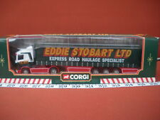 CORGI EDDIE STOBART SCANIA CURTAINSIDE TRAILER 59506 SCALE 1:64