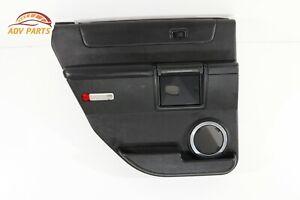 HUMMER H2 REAR LEFT DRIVER SIDE INTERIOR DOOR PANEL TRIM OEM 2005 - 2007 ✔️
