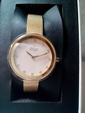 Obaku Woman's Watch Model  V161LXGIMG  EX-DISPLAY