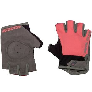 Pearl Izumi Attack Bike Gloves for Women size M & L reflective elements PINK