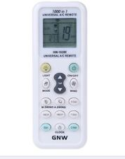 Universal AC Remote Control GNW K-1028E HW-1028E 1028E For Air Conditioner