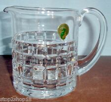 Waterford LONDON Small Water Pitcher Jo Sampson Grid Cut Crystal 400002952 New
