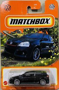 Matchbox Volkswagen GTi Black 2021 New Release