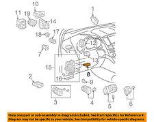 TOYOTA OEM-Stoplight Stop Brake Light Switch 8434047020