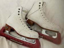 Riedell Figure Ice Skates size 1 or 1 1/2 check listing
