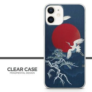 Japanese wave  Phone WAVE  Cover IPhone 12 11 XR XS 7 8 SE