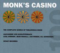 Alexander von Schlippenbach - Monks Casino [New CD]