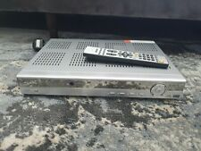 Humax PVR 8000T Digital DVB Set Top Box Freeview 80Gb HDD Recorder with Remote