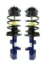 Pair Set of 2 Front Monroe Strut and Coil Spring Kit For Toyota Corolla 03-08