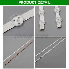 2pcs LED strip For VESTEL VES32BL11 VES315WNDB-01 VES315UNDL-2D-N02  @, -|  -`