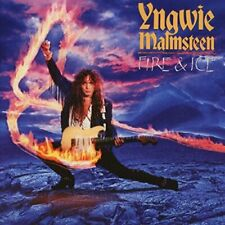 YNGWIE MALMSTEEN - Fire and Ice: Expanded Edition (Jewel Case) [CD]