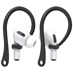 Silicone Sports Anti-lost Ear Hook For AirPods Strap 1 Pair Earhook Holder