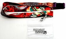 New Universal Orlando Halloween Horror Nights HHN 25 Jack Clown Lanyard 2015