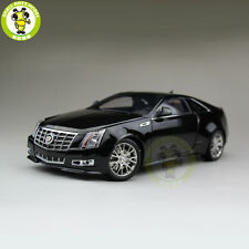1/18 Kyosho G005BK Cadillac CTS Coupe Diecast Model Car Black