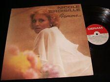 NICOLE CROISILLE<>FEMME...<>LP Vinyl~Canada Pressing<>DERAM XDEF.123