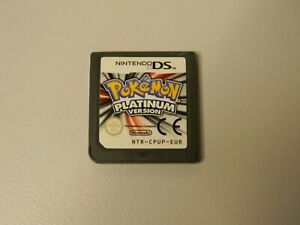 Pokemon Platinum Version (DS, 2009) Cart only