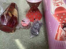 "Rare! 16"" Betty Boop Nrmt Red LAVA LAMP Boxed- Still Packed Great Display VANDOR"