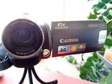 Caricabatteria per Canon Legria fs-20 fs-21 fs-22 200