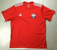 Adidas 2010 Tampa Bay United Club Soccer RED Jersey Shirt Adult Size 2XL