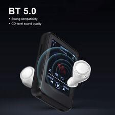 BENJIE X5 16GB MP3 Player Full  Screen Bluetooth 5.0 Portable Music I7I6