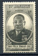 STAMP / TIMBRES COLONIES FRANCAISES NEUF NOUVELLE CALEDONIE  EBOUE N° 257 **
