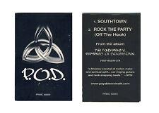 P.O.D. - Southtown / Rock The Party - Single Kassette Audio Cassette Tape MC