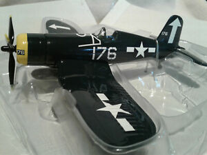 Spec Cast 47504 F4U-1 Navy Corsair USS Bunkerhill 176 Aircraft