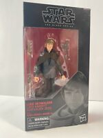 Star Wars The Black Series Jedi Knight Luke Skywalker Return of the Jedi Walmart