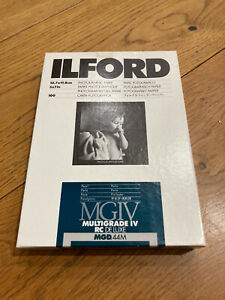 Ilford Photographic Paper - Pearl - 5 X 7 inches