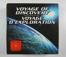 "Canada - 2000 BU Commemorative Silver Dollar - ""Voyage of Discovery"""