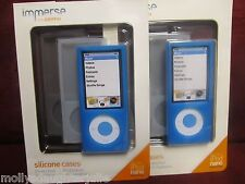 12 new Griffin immerse Sport Cover/Case for Apple Ipod Nano 5th Gen 5G silicone