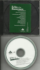 Ian McCulloch ECHO AND THE BUNNYMEN 97 ADVNCE PROMO CD