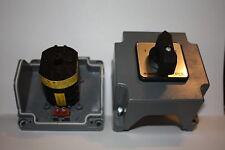 Polumschalter Drehrichtungsschalter Drehrichtungsumkehr Schalter Drehstrom Motor