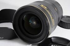 Excellent - Nikon AF-S NIKKOR 16-35mm f/4 G ED VR SWM IF Nano-Coat Lens *368