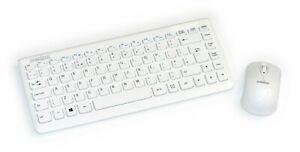 Periduo-707 Plus Wireless Mini Optical Desktop Set (keyboard, mouse & receiver)