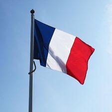 Grande Drapeau de France Bannière Français 150*90CM Oeillets d'accrochage