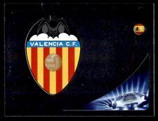 Panini Liga de Campeones 2012-2013 Valencia CF Insignia no. 390
