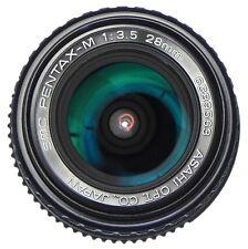 Pentax SMC-M 28mm f3.5  #6389563
